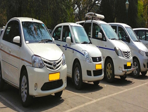 taxi hire in ramnagar